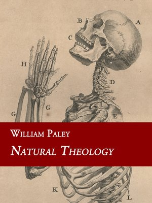 cover image of Natural Theology