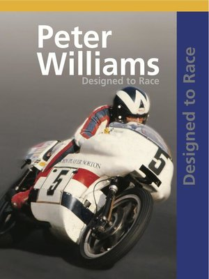 cover image of Peter Williams Designed To Race