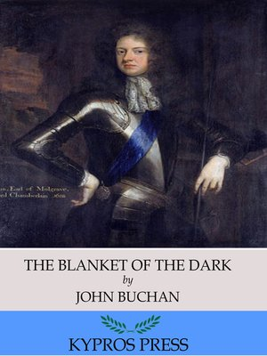 cover image of The Blanket of the Dark