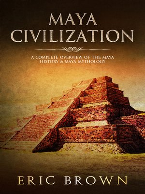 cover image of Maya Civilization