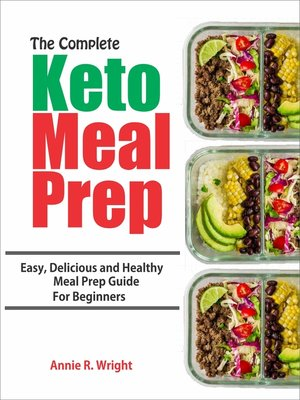 cover image of The Complete Keto Meal Prep