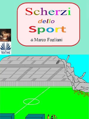 cover image of Scherzi Dello Sport