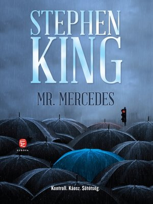 cover image of Mr Mercedes