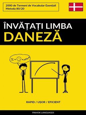 cover image of Învățați Limba Daneză--Rapid / Ușor / Eficient