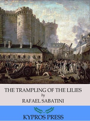 cover image of The Trampling of the Lilies