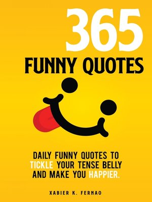 cover image of 365 Funny Quotes