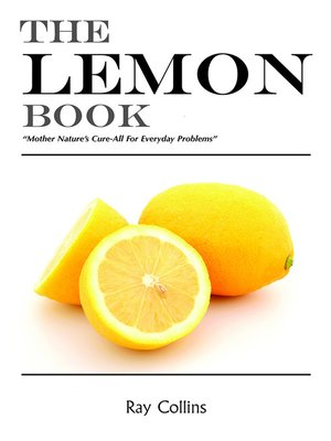 cover image of The Lemon Book