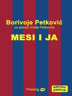 cover image of Mesi i ja