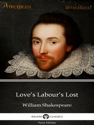 cover image of Love's Labour's Lost by William Shakespeare