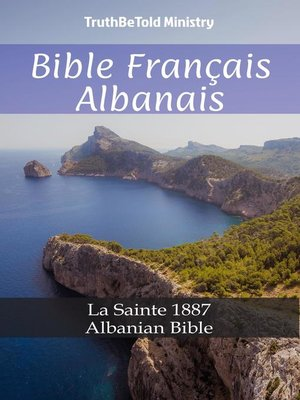 cover image of Bible Français Albanais