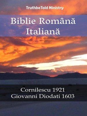 cover image of Biblie Română Italiană