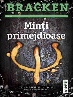 cover image of Minți primejdioase
