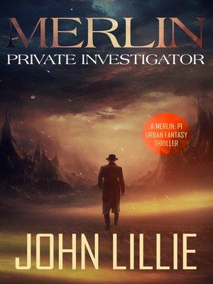 cover image of Private Investigator