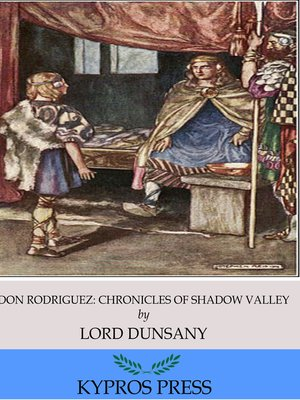 cover image of Don Rodriguez; Chronicles of Shadow Valley