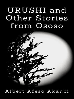cover image of Urushi and Other Stories from Ososo