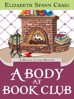 cover image of A Body at Book Club