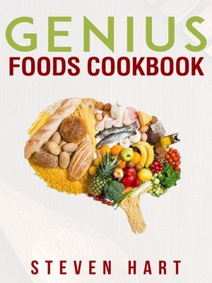 cover image of Genius Food Cookbook