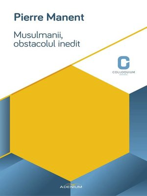 cover image of Musulmanii, obstacolul inedit. Situația Franței