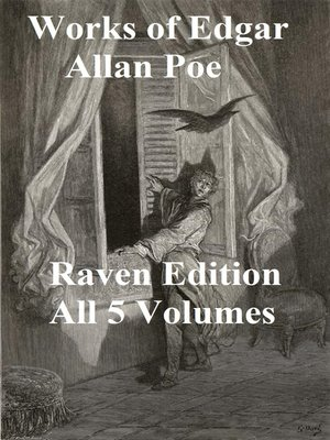 cover image of Edgar Allan Poe's Works