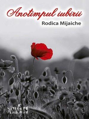 cover image of Anotimpul iubirii