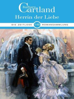 cover image of Herrin Der Liebe