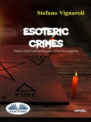 cover image of Esoteric Crimes