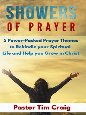 cover image of Showers of Prayer