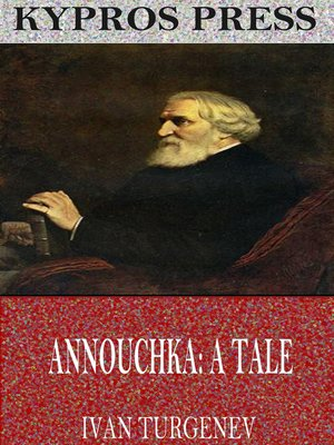 cover image of Annouchka
