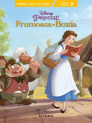cover image of Invăț Să Citesc--Nivelul 3--Frumoasa Si Bestia