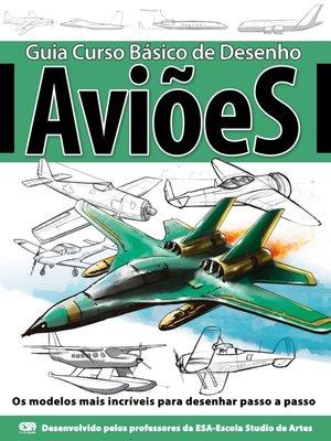 cover image of Guia Curso Básico de Desenho Aviões