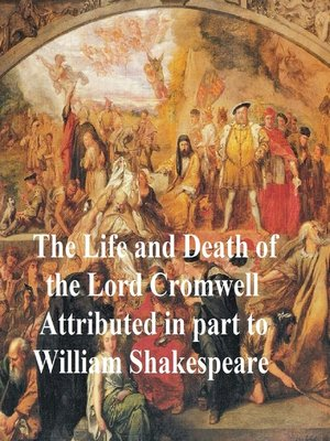 cover image of The Life and Death of Lord Cromwell