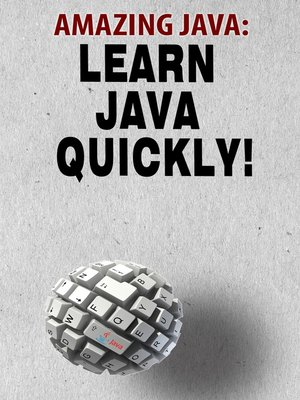 cover image of Amazing Java