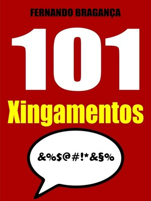 cover image of 101 Xingamentos