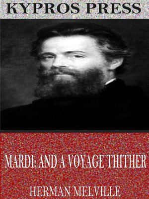 cover image of Mardi: and a Voyage Thither