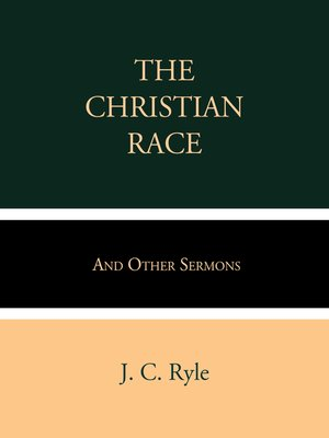cover image of The Christian Race