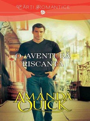 cover image of O aventură riscantă