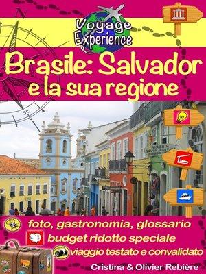 cover image of Brasile: Salvador e la sua regione