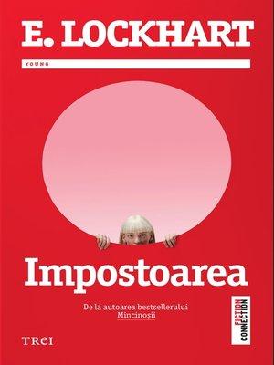 cover image of Impostoarea