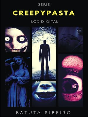 cover image of Box Creepypasta
