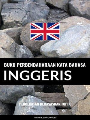 cover image of Buku Perbendaharaan Kata Bahasa Inggeris