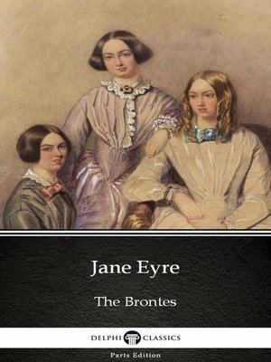 cover image of Jane Eyre by Charlotte Bronte