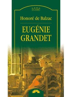 cover image of Eugenie Grandet
