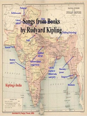 cover image of Songs from Books