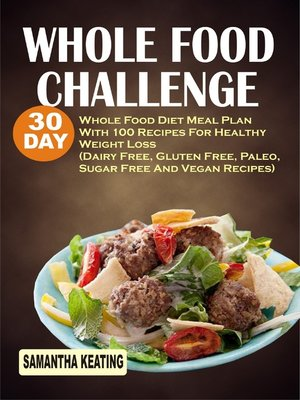 cover image of Whole Food Challenge