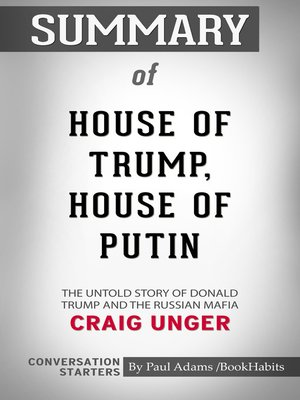 cover image of Summary of House of Trump, House of Putin: The Untold Story of Donald Trump and the Russian Mafia