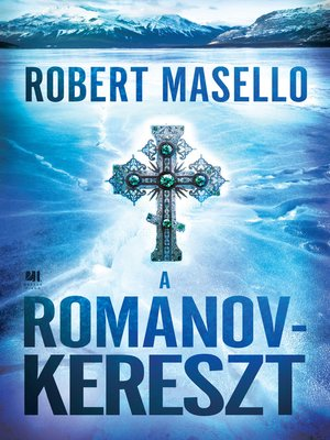 cover image of A Romanov-kereszt