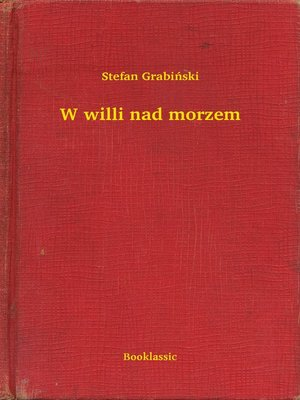 cover image of W willi nad morzem