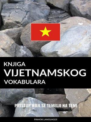 cover image of Knjiga vijetnamskog vokabulara