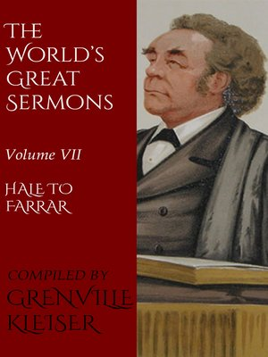 cover image of Volume VII—Halle toFarrar