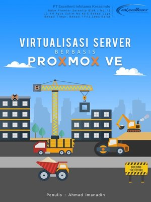 cover image of Virtualisasi Server Berbasis Proxmox VE